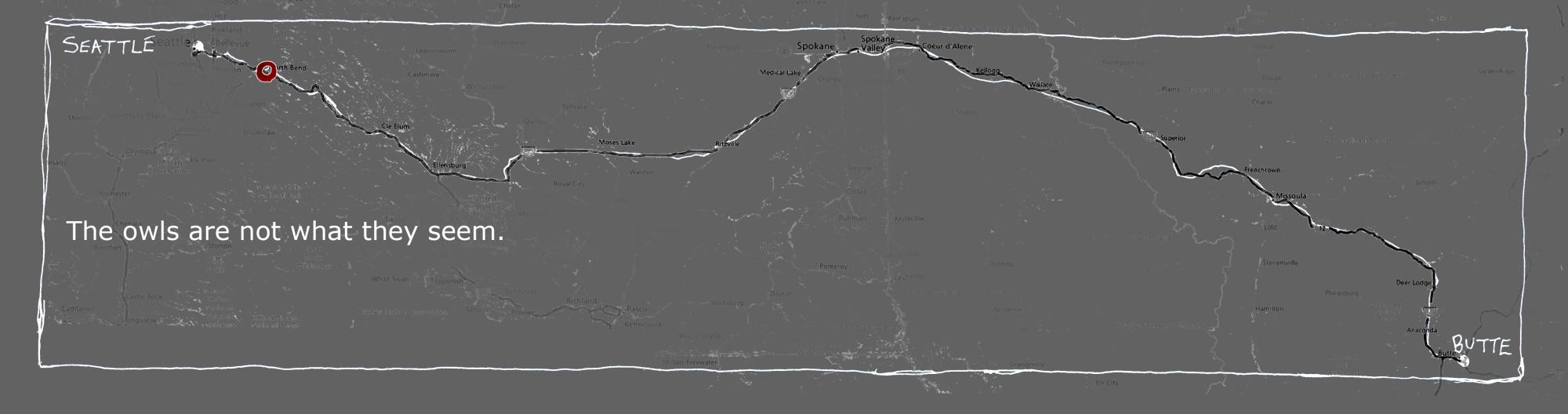 6 map grey
