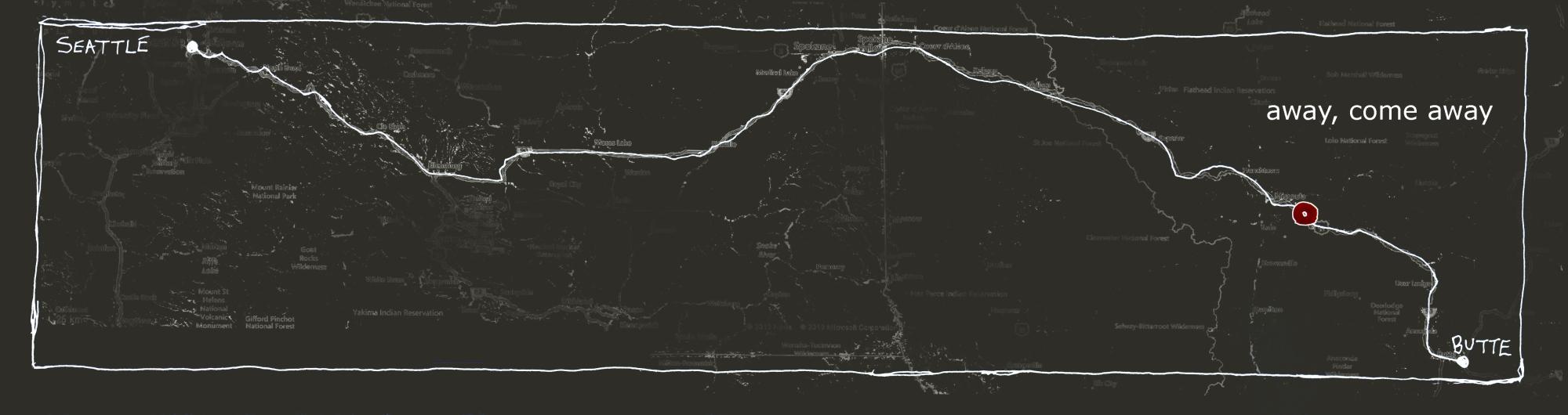 401 map