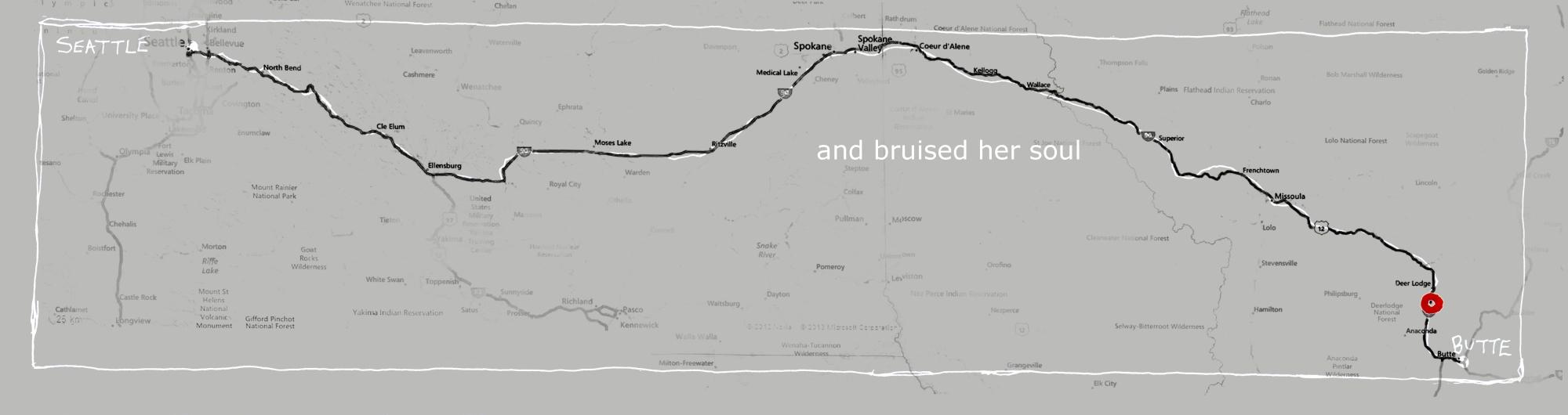 541 map