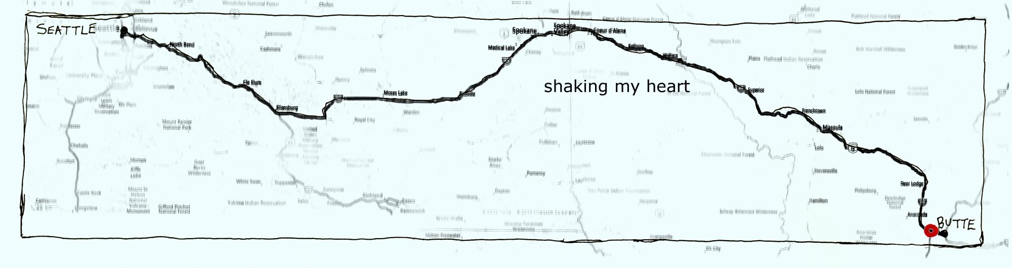 map 607