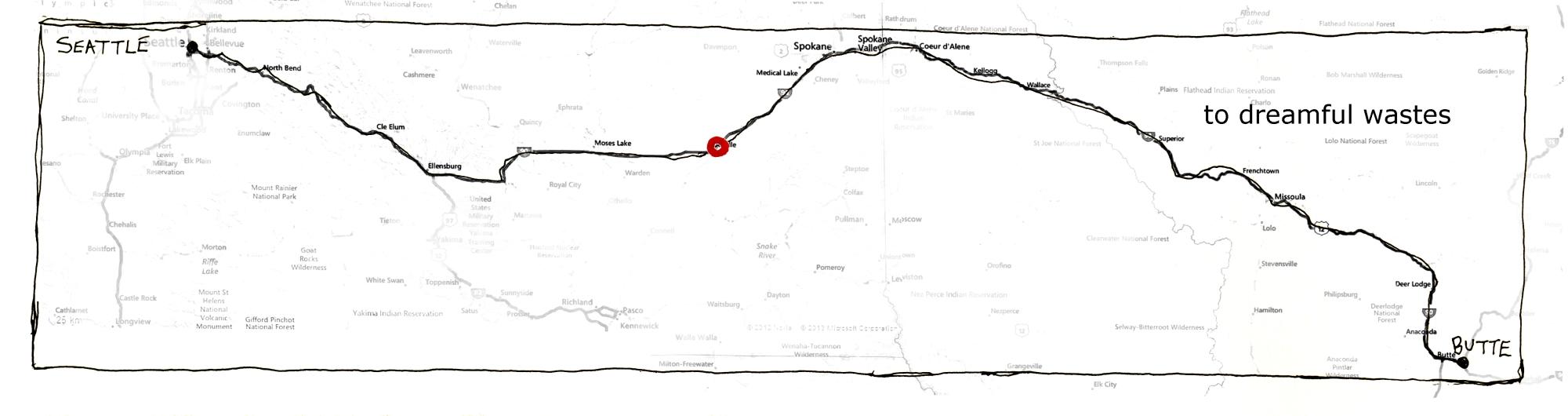 map 940