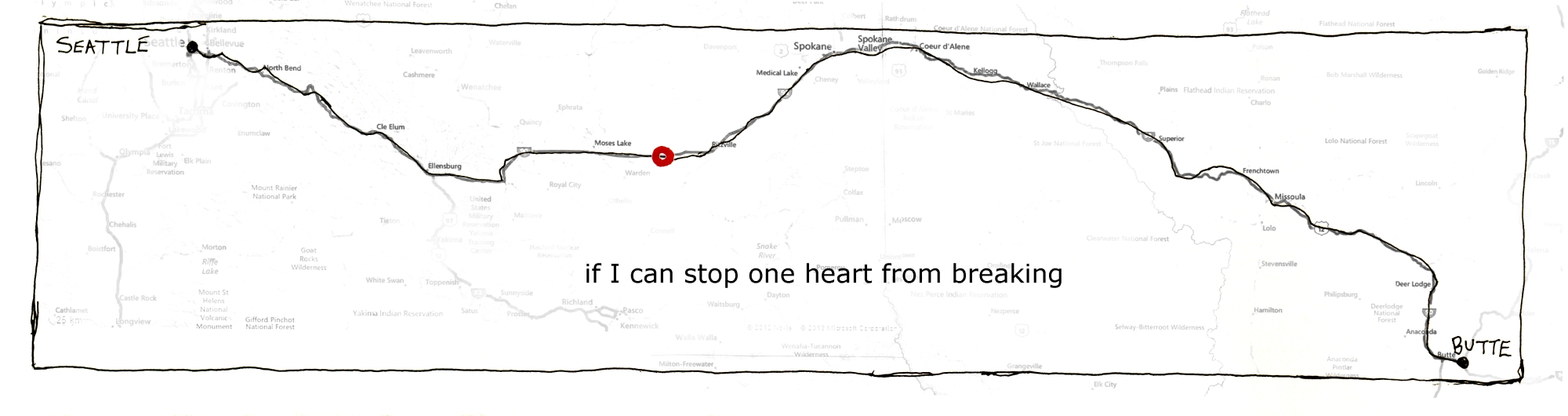 map 960